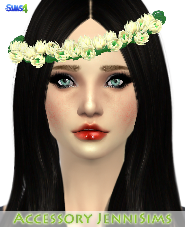New Mesh Accessory Crown Male /Female by Jennisims