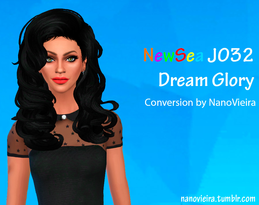 NewSea J032 Dream Glory Conversion at Nano Vieira