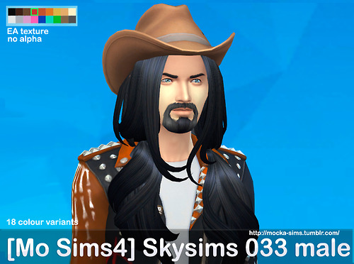 Skysims 033 MALE conversion by Mocka