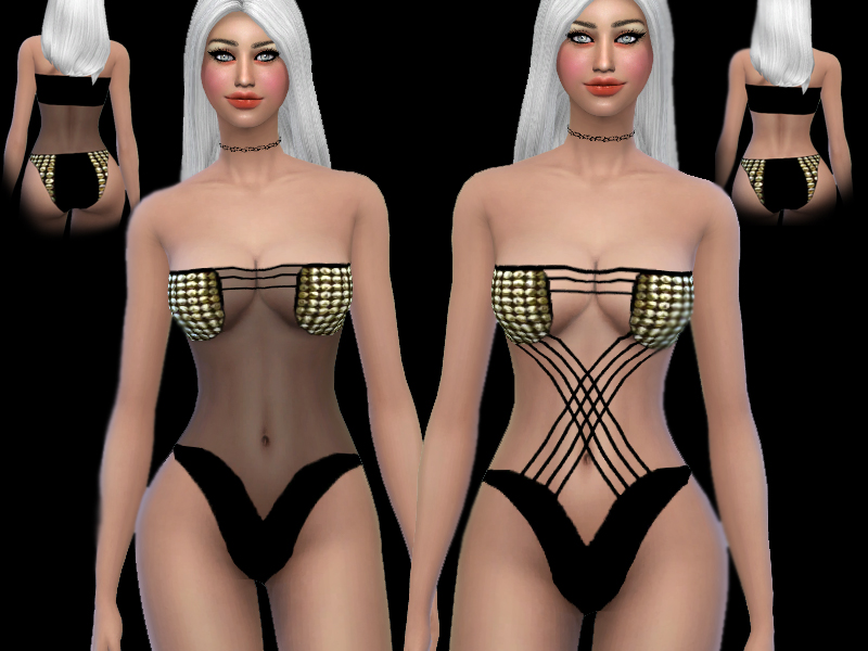 Swimwear for Females by Mysimlifefou