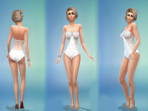 The Sea Star Suit by monopolistic