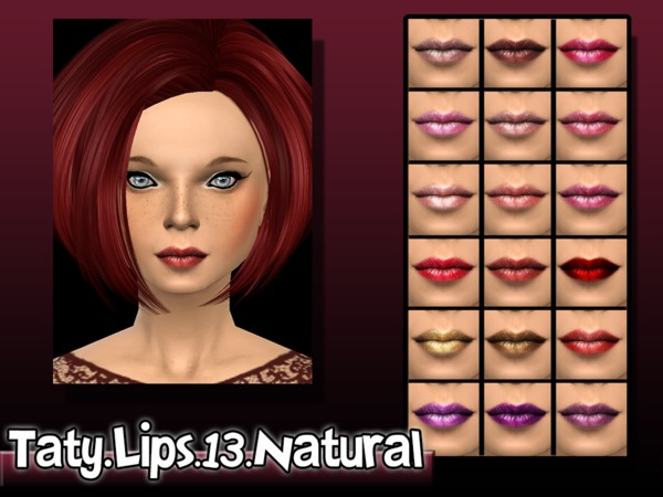 [Ts4]Taty_Lips_13 by tatygagg