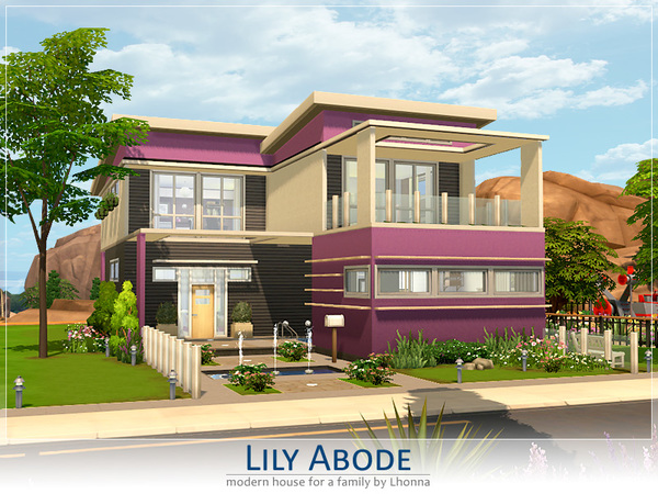 Lily Abode by Lhonna