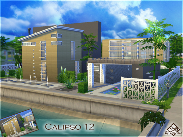 Calipso 12 by Devirose