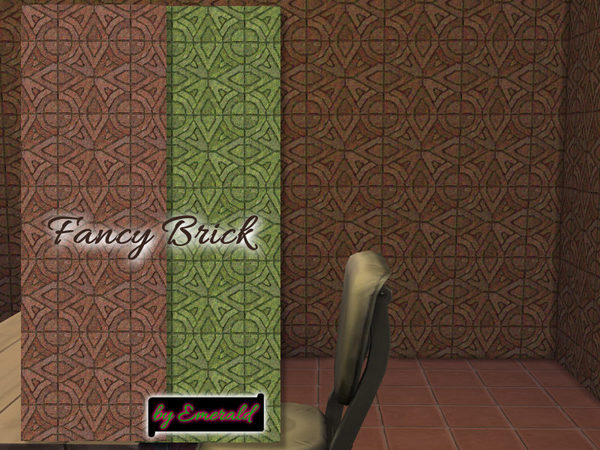 Fancy Brick by emerald