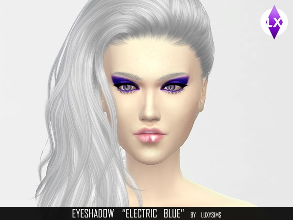 Electric Blue by LuxySims3