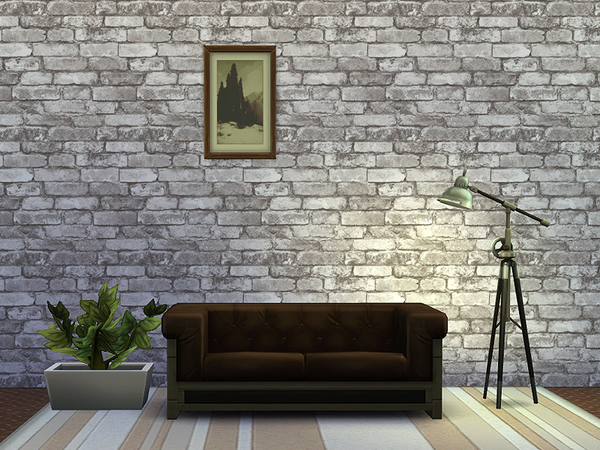 Grunge Brick Walls by Rirann
