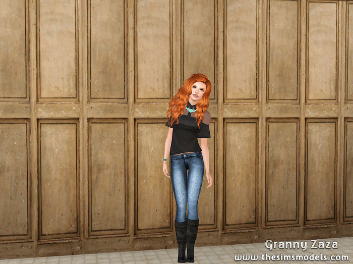 Walls for The Sims 3 by Granny Zaza