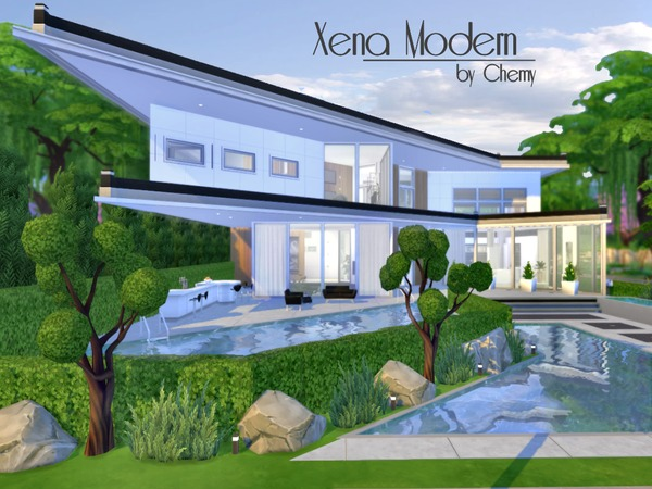 Xena Modern by chemy