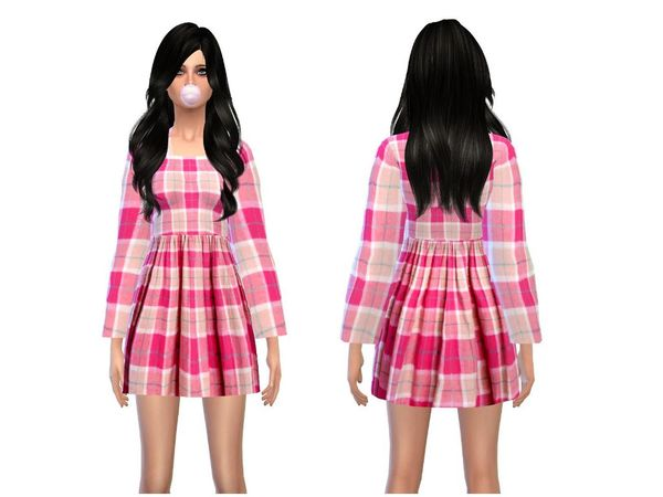 sweet rose body coat by simsoertchen