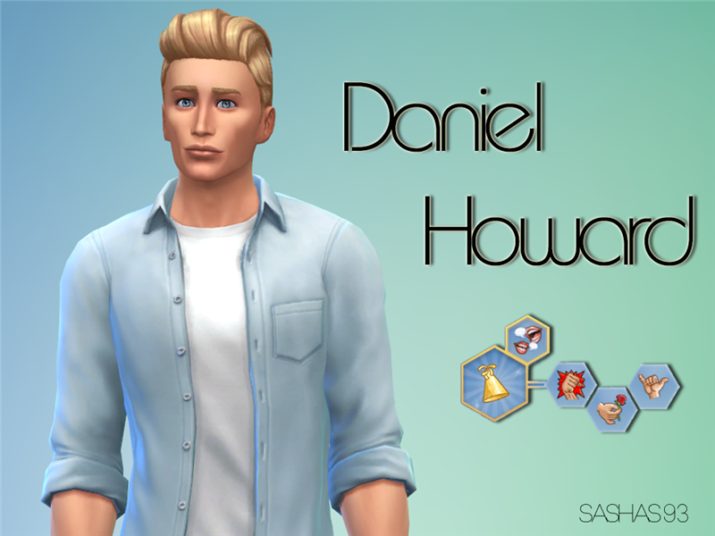 Daniel Howard by Sashas93