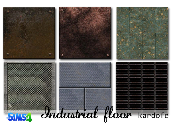 kardofe_Industrial floor
