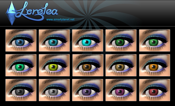 eyes12 by lorelea
