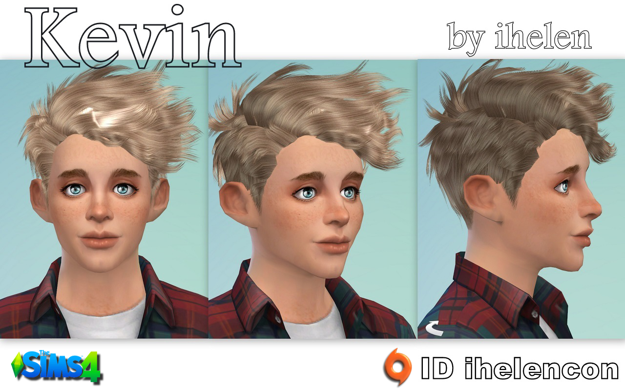Kevin by ihelen