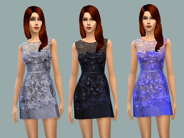 Effie - dress by -April-