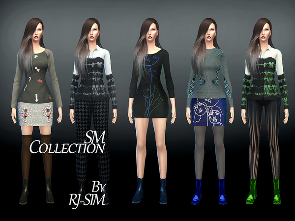 SM COLLECTION by RJ-SIM