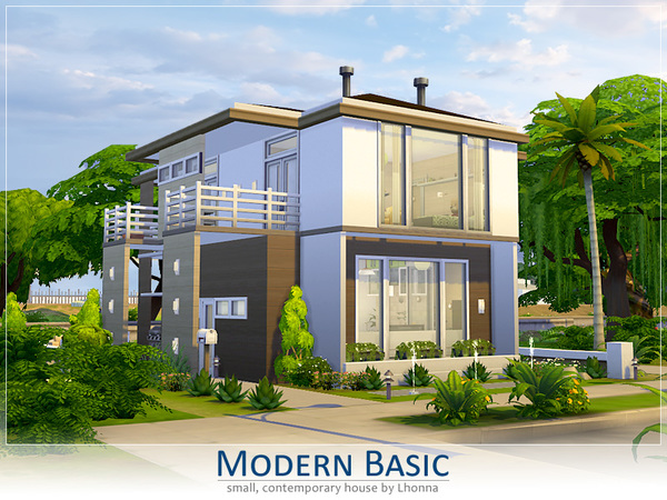 Modern Basic by Lhonna