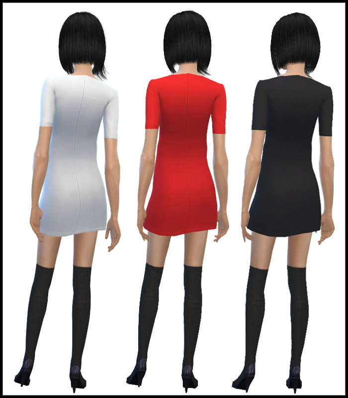 Jacket Dresses Set by Simista
