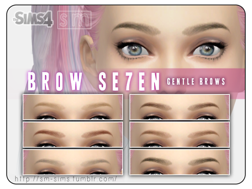 Brow Se7en by Screaming Mustard