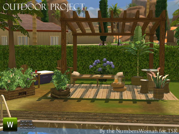 Outdoor Project by TheNumbersWoman