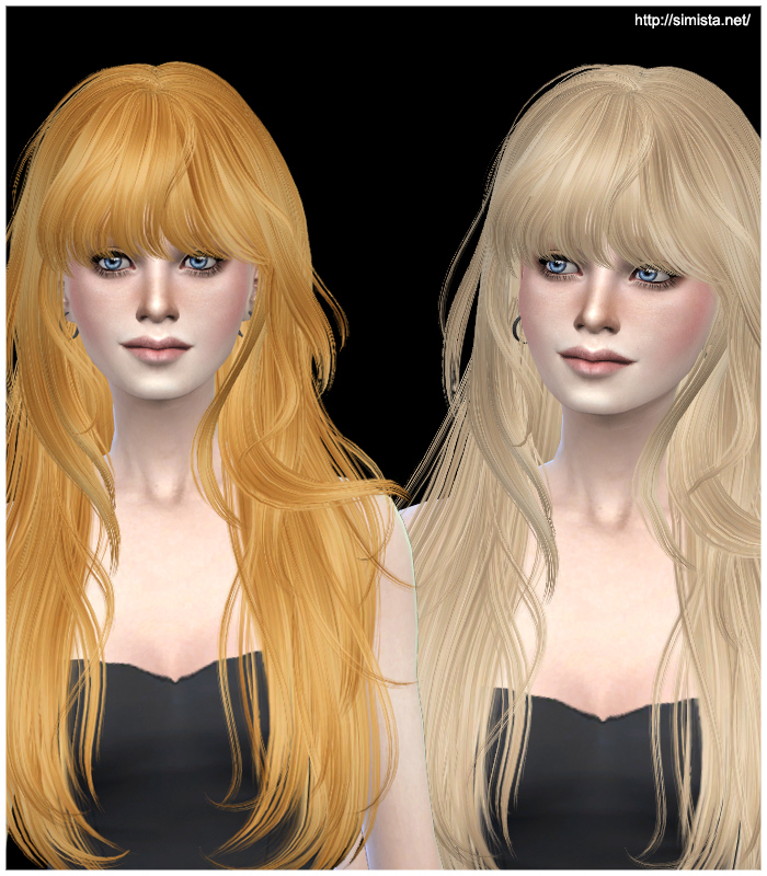 David HideoutDoor Hair Retexture at Simista