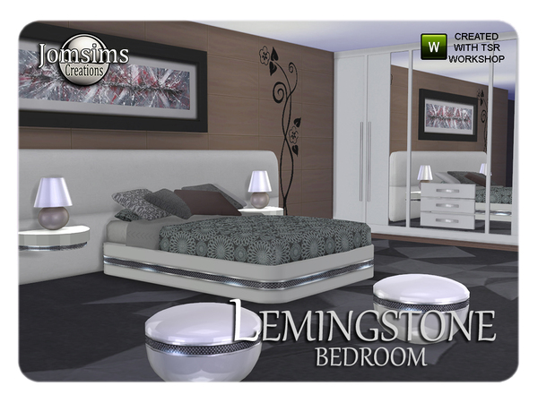 Lemingstone bedroom by jomsims