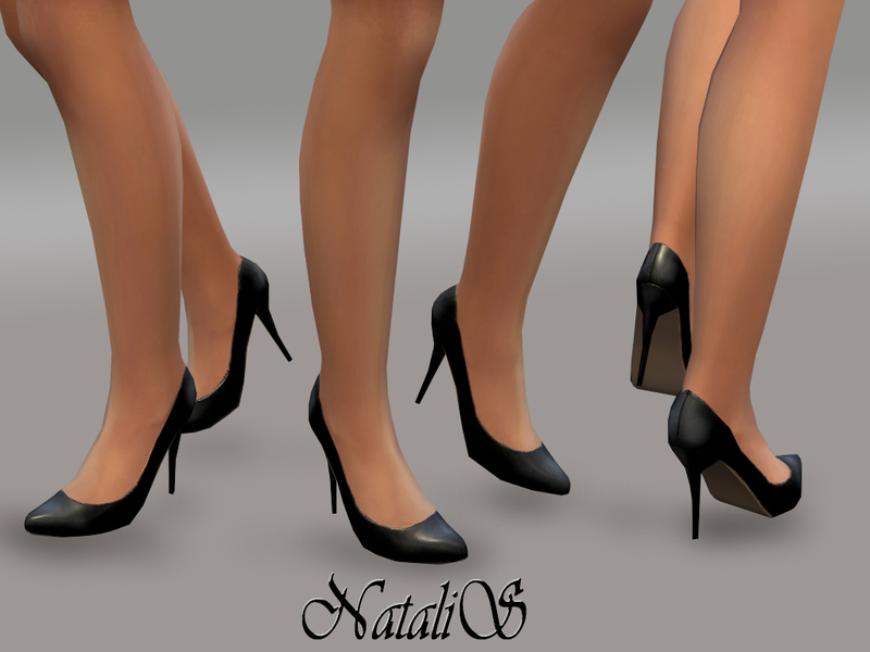 NataliS_Leather pumps FT-FE