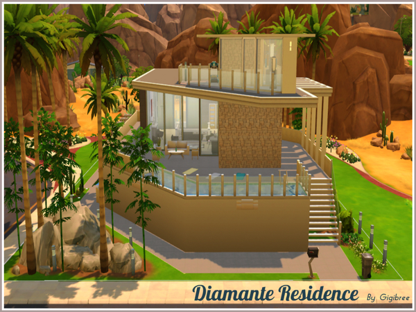 Diamante Residence by Gigibree