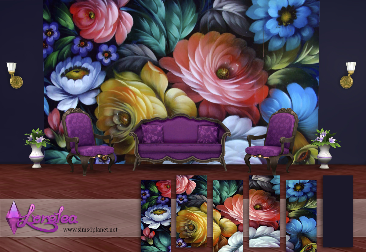 Beautiful flowers wallpapers by lorelea