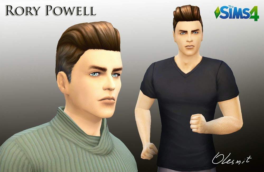 Rory Powell by Olesmit