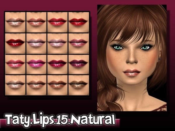 [Ts4]Taty_Lips_15 by tatygagg