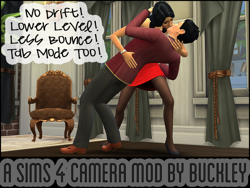 Live Mode and Tab Mode Camera Mods - No Drift & Lower Level! Мод by Buckley