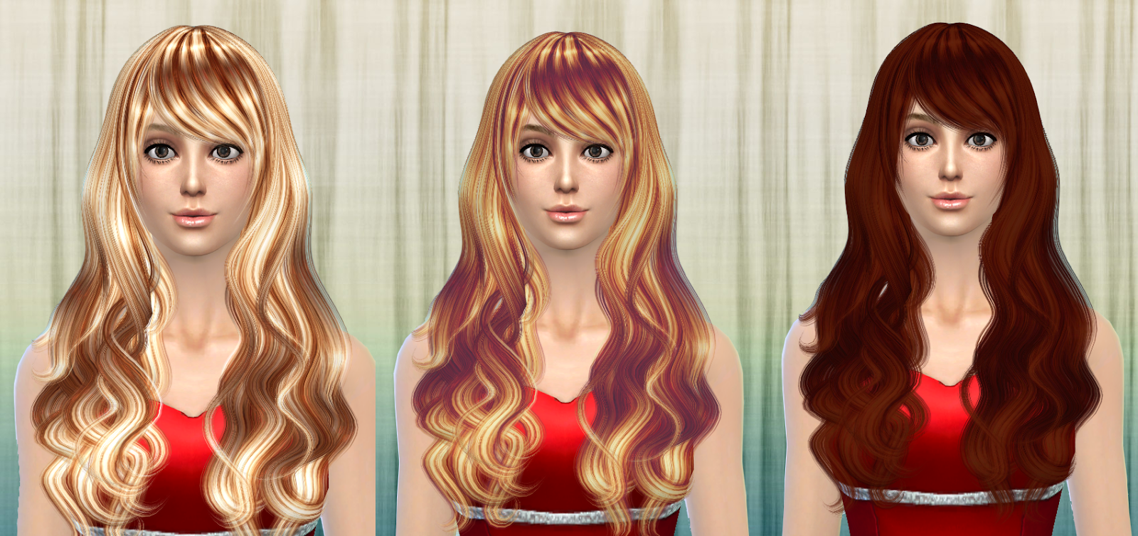 Cazy Sorrow Recolors by Darkiiesims4