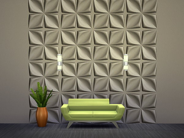 Aryl Modern Wall Panels by Rirann