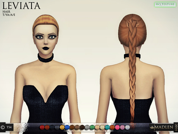 Madlen Leviata Hair by MJ95