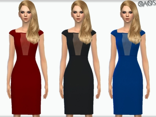 Layla Dress by OranosTR