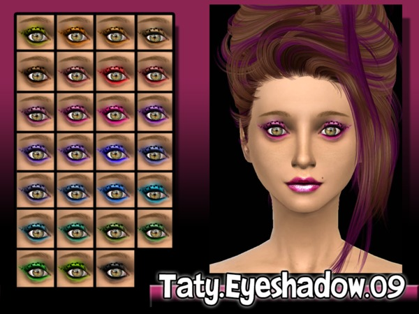 [Ts4]Taty_Eyeshadows_09 by tatygagg