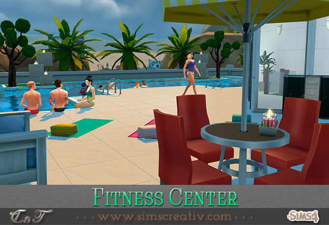 Fitness Center by Tanitas8