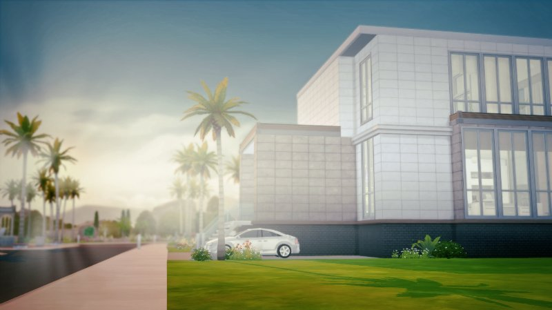 Modern House by Dilan