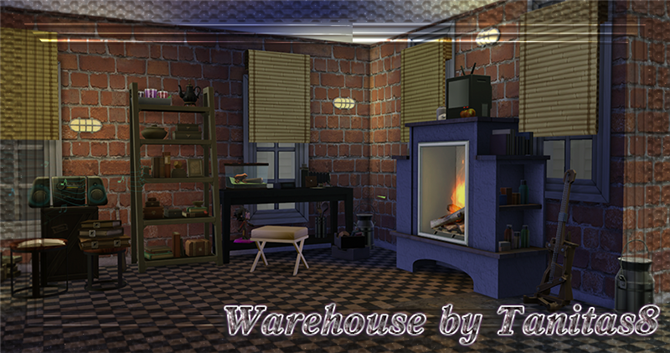 Warehouse by Tanitas8