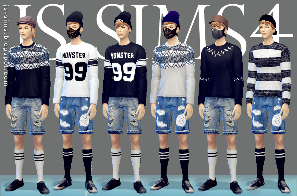 Mens Wear Collection by JS SIMS