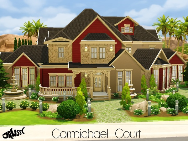 Carmichael Court by Jaws3