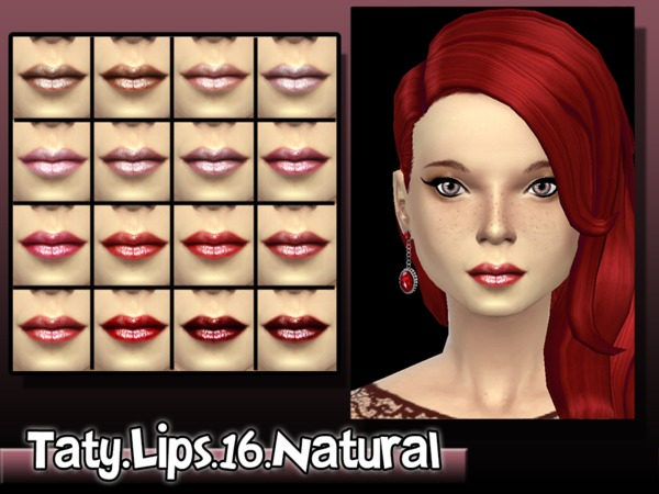 [Ts4]Taty_Lips_16 by tatygagg