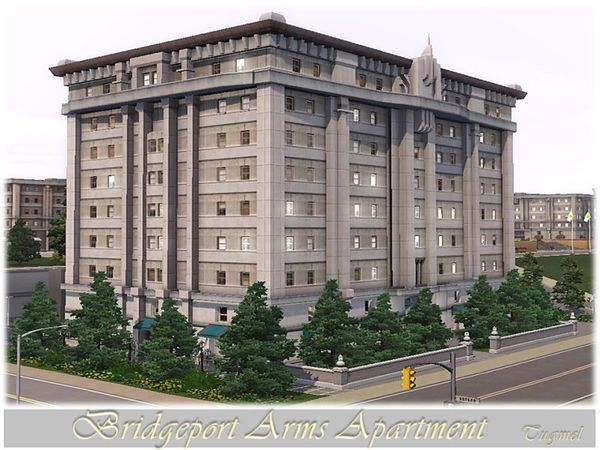 Bridgeport Arms Apartment-Full Furnished by TugmeL