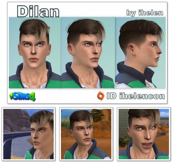 Dilan at ihelensims