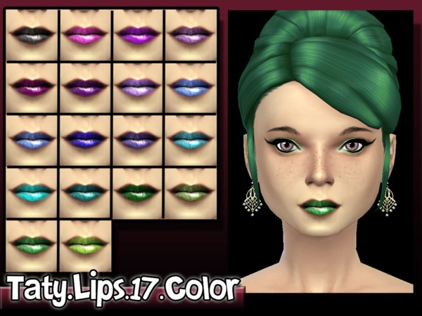 [Ts4]Taty_Lips_17 by tatygagg