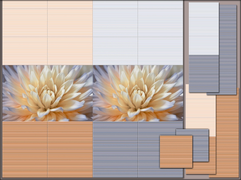 Hanagatami_Tile Aster (walls and floors)