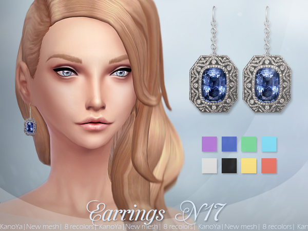 KanoYa Earrings N17