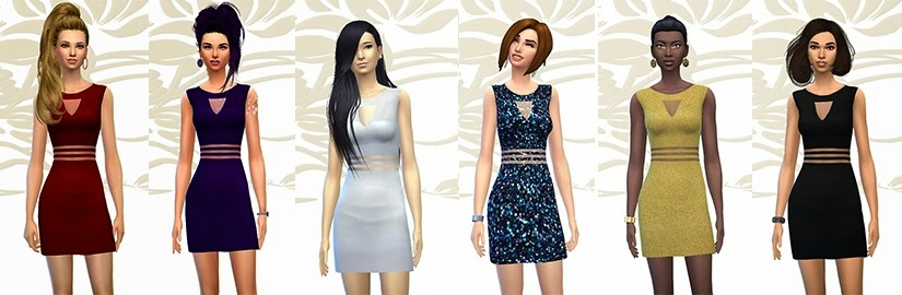 Party Dresses by Fuyaya