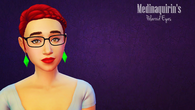TS2 to TS4 Eyes by Ddeathflower